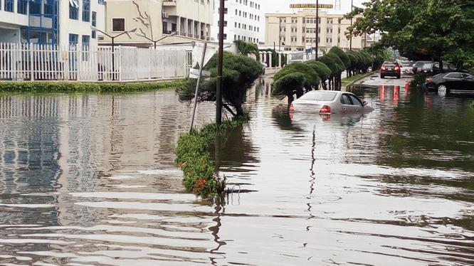 Flooded VI