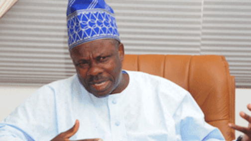 Gov Ibikunle Amosun - Top Commissioner Under Amosun Resigns, Gives Reasons
