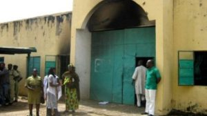 Kuje Prison 653x365 300x168 - No Jailbreak In Ikoyi, Fire Contained – Officials