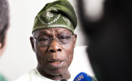 Obasanjo Breaks Silence On Insecurity, Amotekun