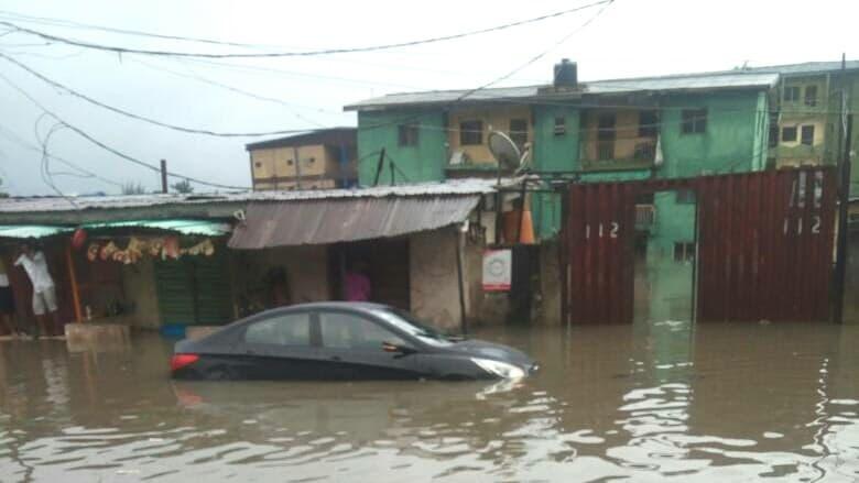 Yaba Flood
