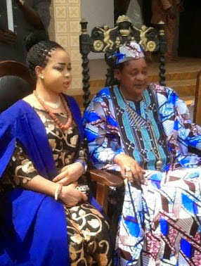 alaafin youngest wife 5