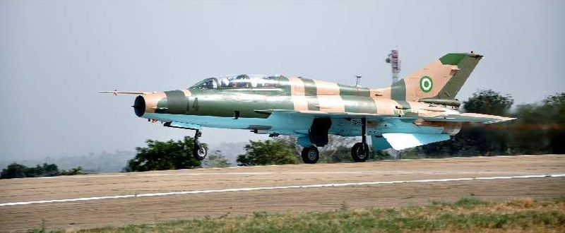 Boko Haram: Why Nigerian Air Force Is 'Hiding Location' Of Crashed Fighter Jet