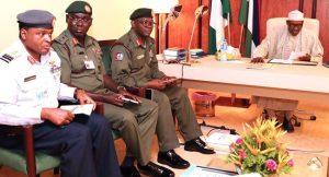 Northern Elders Insists Buhari Must Sack Service Chief