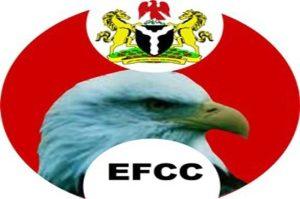 EFCC 2 1 300x199 - Nigerians Mock EFCC Over 'Stolen' Eagle On Its Logo