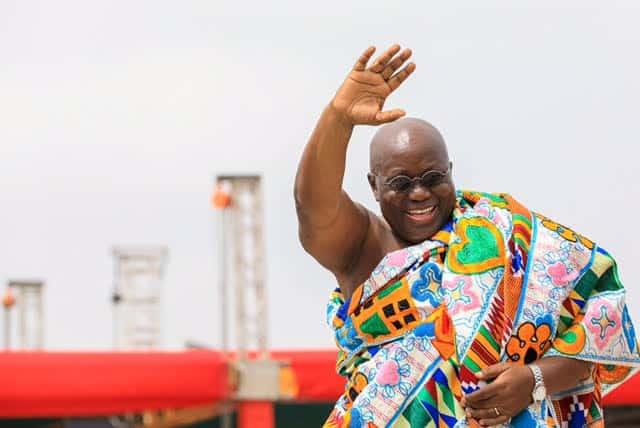 Ghanaian President