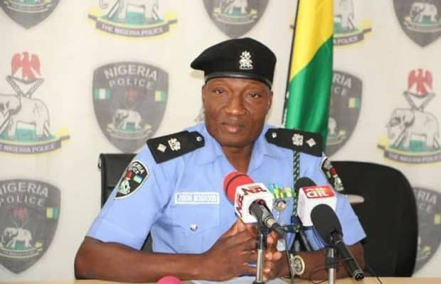 Nigerian Police Public Relations Officer, Jimoh Moshood,