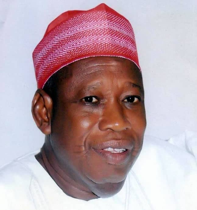 Kano Governor Abdullahi Ganduje - Breaking: Kano State Governor,Ganduje Appoints Four New Emirs