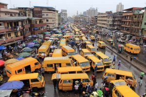 Lagos Danfo bus 300x200 - Okada, Danfo, Marwa Banned In Some Parts Of Lagos State (See Affected Areas)