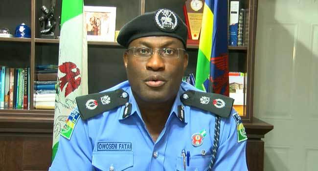 Lagos State Commissioner of Police Fatai Owoseni