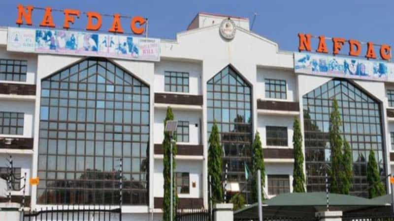 NAFDAC building