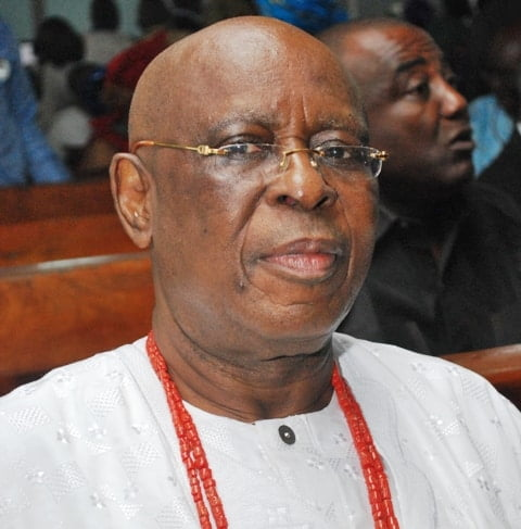 2023: APC Founding Fathers Agreed Southerner Will Succeed Buhari - Osoba