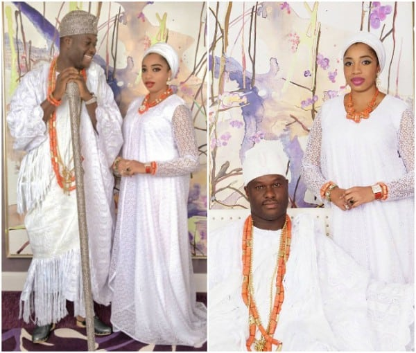 Ooni-and-wife