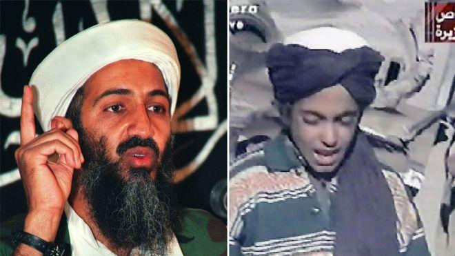 Osama Bin laden and Hamza