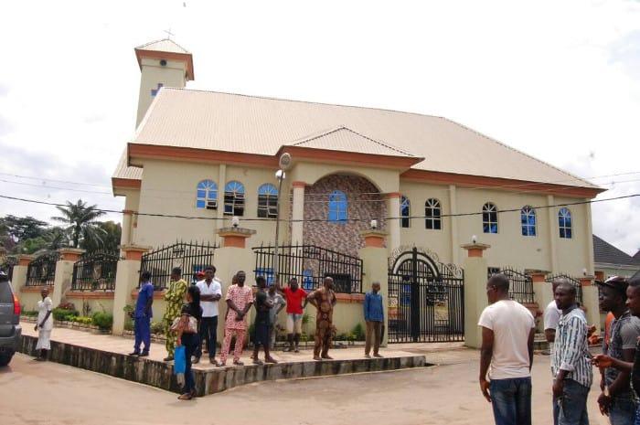 Ozubulu Massacre- St Philips