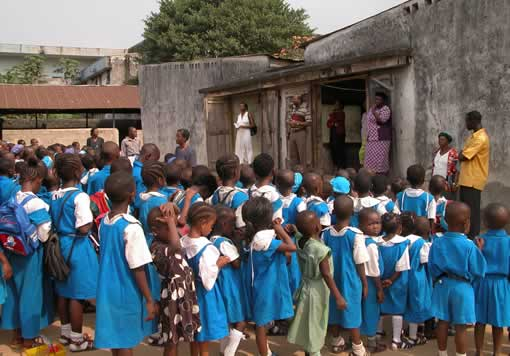 Benue Killings Force Children out of school