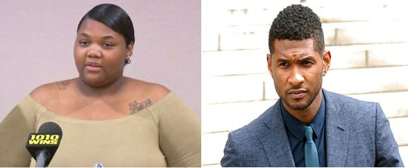 Usher's Herpes Saga: Singer denies sleeping with alleging him of