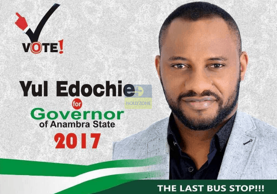 Yul Edochie Visits Okija In Readiness For Anambra Polls