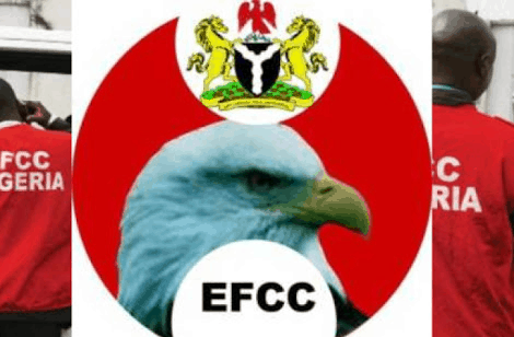efcc logo 2 - EFCC Arrests A Member Of 3SC Feeder Team, Two Others