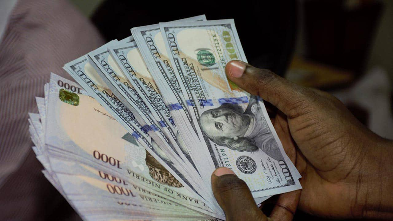 Nigeria S Naira Reciates Against The Us Dollar