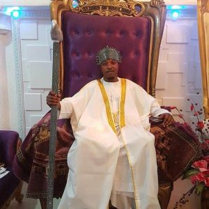 Oluwo Of Iwo Reacts To Six Months' Suspension