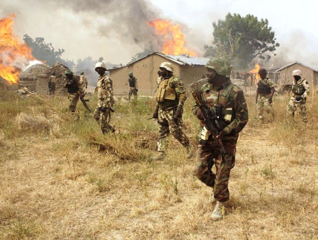 Army-kills-82-terrorists-clear-630-villages-in-Borno-in-August-alone