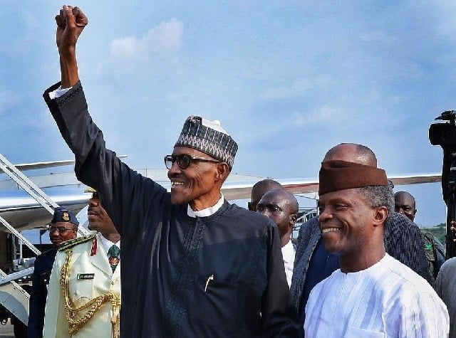 Image result for Why Buhari is not religious bigot - Osinbajo reveals
