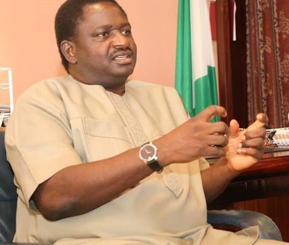 I am not aware if Buhari ordered Maina's reinstatement - Femi Adesina