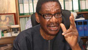 Itse Sagay 300x169 - Sagay To Buhari: Allow Nigerians Carry Gun To Protect Themselves