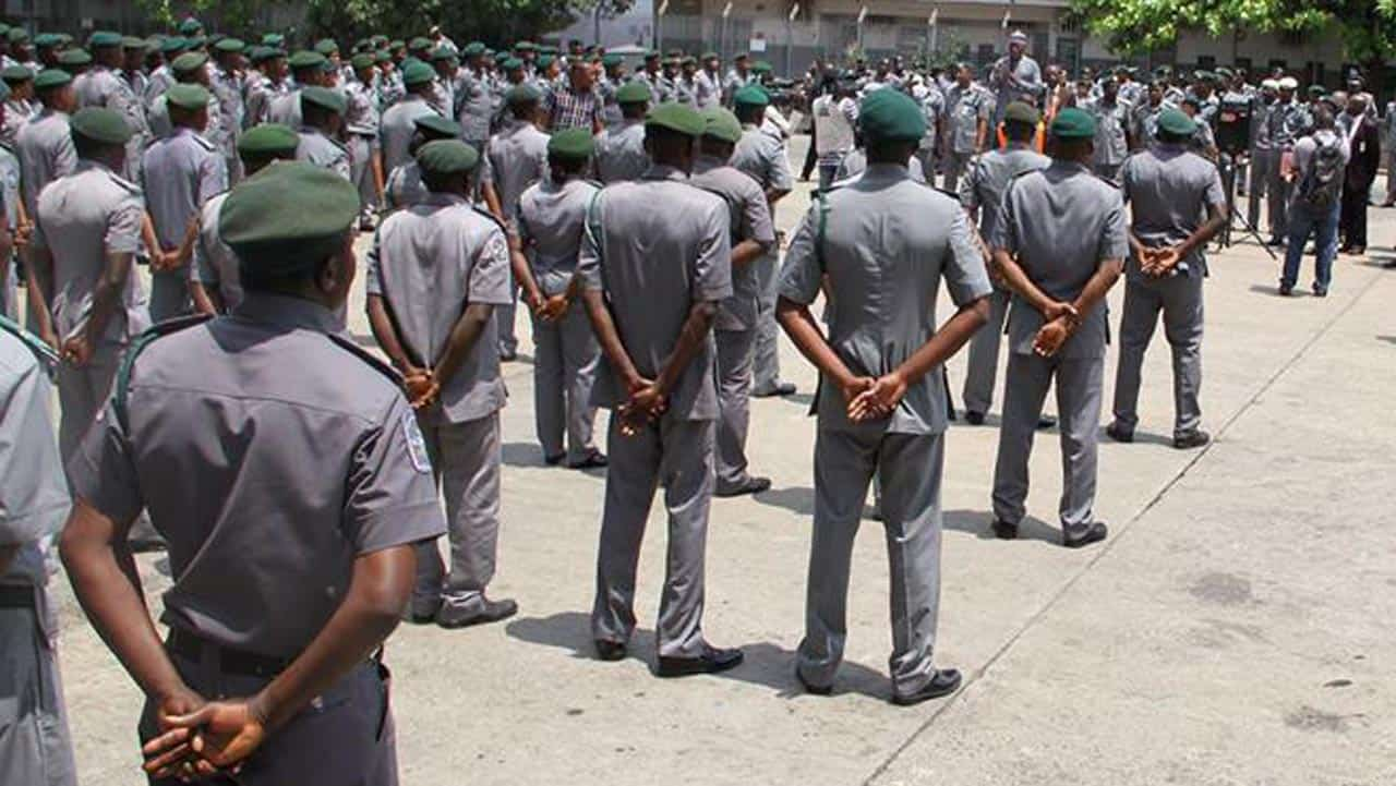 NIGERIA CUSTOM SERVICE  - Nigerian Customs Speaks On Recruitment Aptitude Test