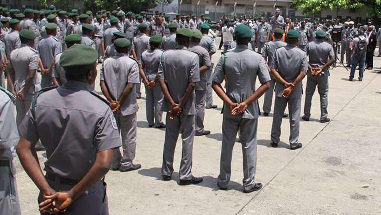 NIGERIA-CUSTOM-SERVICE-