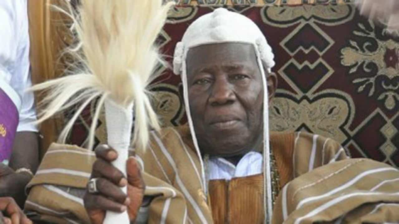 Olubadan loses wife, Ajimobi commiserates with monarch