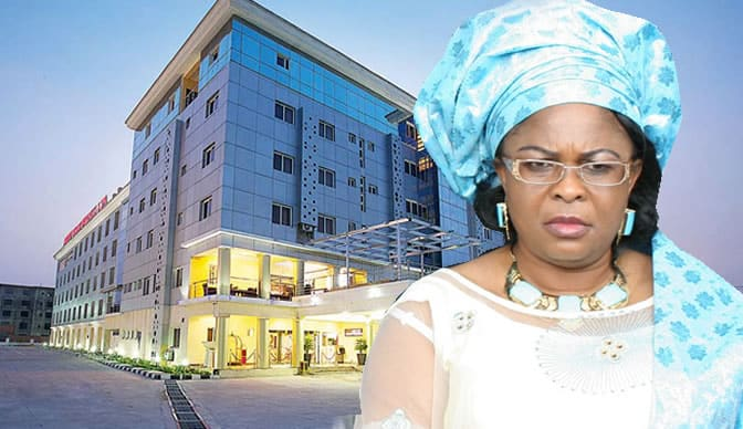 Court adjourns case between EFCC and Patience Jonathan