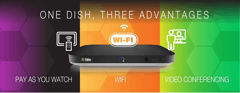 TSTV 20gig of data for 3k monthly