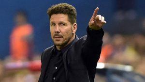 diego simeone 300x169 - Simeone Reacts As Atletico Madrid Terminate Diego Costa's Contract