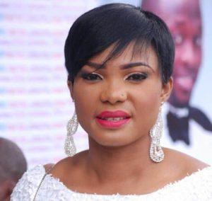 Nollywood actress Iyabo Ojo