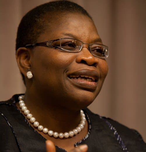 I am a professional, can't work with the government, Ezekwesili declares