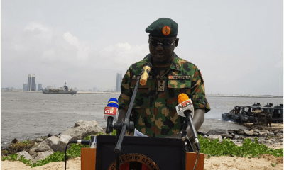 Buratai Reveals How Poor Funding Of Army Worsens Nigeria's Security