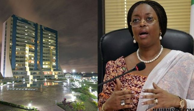 Image result for Court orders permanent forfeiture of Diezani Jewelry