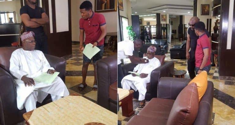 Ex-President-Olusegun-Obasanjo-makes-acting-debut-Photos-768×408
