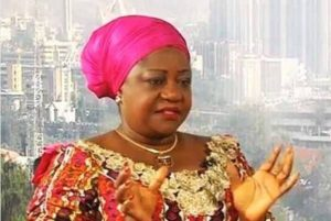 Lauretta Onochie 300x201 - #LekkiShooting: They Wanted Us To Swallow Their Lies – Presidential Aide Blasts CNN