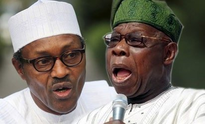 Why I Won't Stop Criticising Buhari - Obasanjo