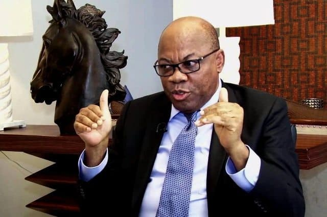 Agbakoba Sues AGF, NJC Over Onnoghen's Suspension (Court Details)