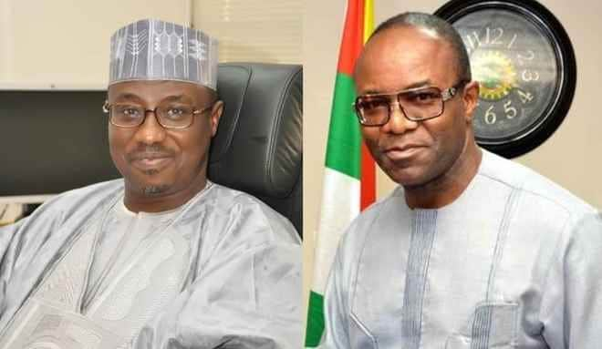 Minister of State for Petroleum, Ibe Kachikwu has made several allegations against NNPC Group MD, Maikanti Baru