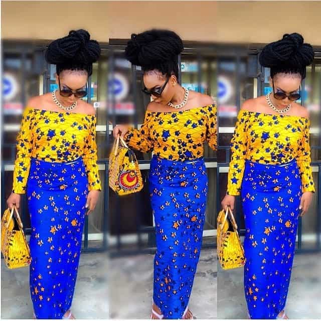 859db4aed88 Check out latest 2017 ravishing Ankara styles every lady should rock  (Photos)