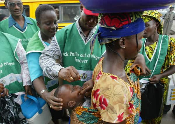 'Nigeria Is Now Polio Free' - WHO Declares