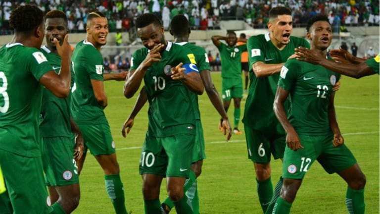 Many injured during Nigeria-Zambia match