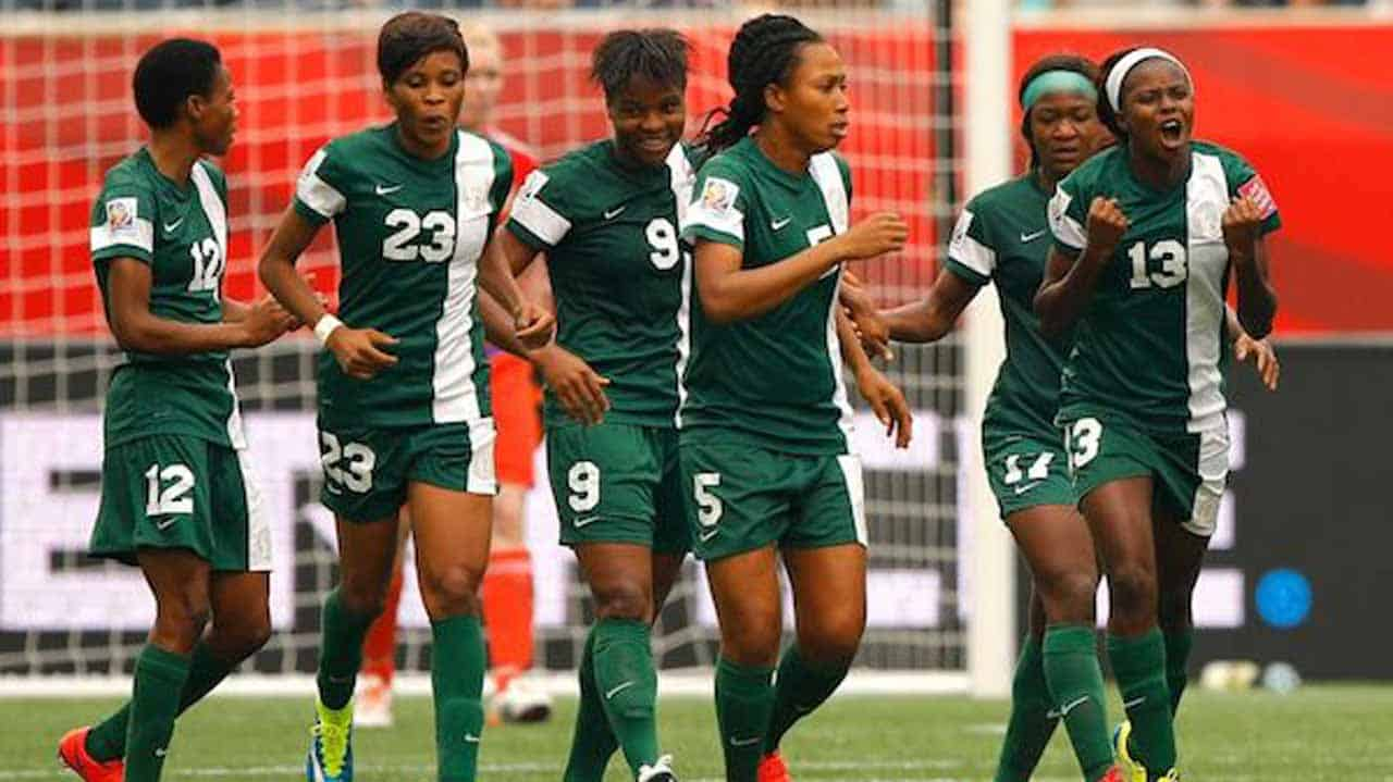 Super Falcons participate in 2019 World Cup