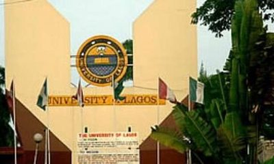 unilag admission cut-off marks