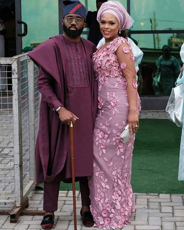 Baad2017 Banky W And Adesuwa Etomi Wedding Naija News